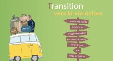 """Le premier salon """"Transition vers la vie active"""" hier à Tournai!"""