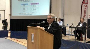 BUDGET 2021 - La Province consacre 30 millions d'€ au financement des zones de secours