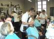 Hainaut Seniors – IPES Tournai section bioesthétique : atelier intergénérationnel