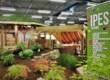 Les étudiants de l'IPES Tournai embellissent le salon Déco & Jardin
