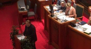 Mon intervention au Conseil provincial du 21/02/2017