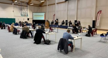 Conseil provincial : des tests salivaires pour les Instituts médico-pédagogiques