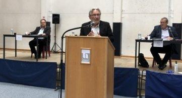 Conseil provincial : Le Hainaut réaffirme ses engagements concrets en faveur de la société civile palestinienne