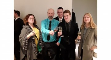 « Champagne ! » pour l'IPES ATH